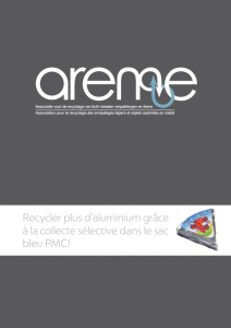 AREME leaflet